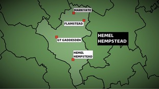 The Conservatives won the Hemel Hempstead constituency in Hertfordshire at the 2010 Election with a majority of more than 13,000 votes.