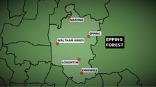 The Conservatives won the Epping Forest constituency in Essex at the 2010 General Election with a majority of more than 15,000 votes.