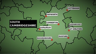 Battleground Anglia: South Cambridgeshire