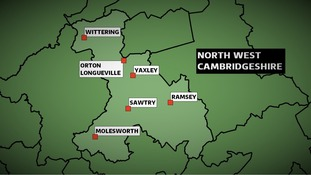 Battleground Anglia: North West Cambridgeshire