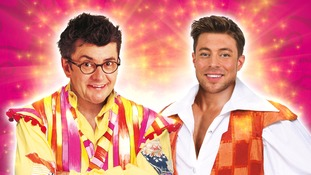 Joe Pasquale and Duncan James to star in pantomime
