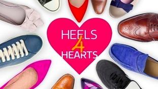 #Heels4Hearts