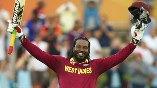 Chris Gayle has signed as an international for Somerset's T20 squad