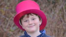 wear a hat