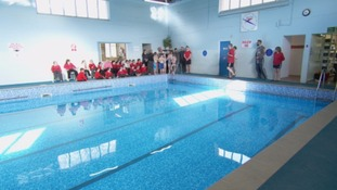 Wigton pool was due to close in March.