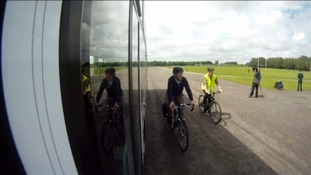 cyclist sensor