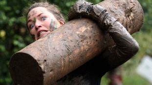 The 'Hold Your Wood' obstacle