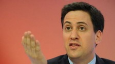 Ed Miliband will be in Warwick today for a conference on youth unemployment