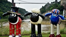 The Shaun in the City trail starts this weekend