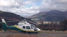 Great North Air Ambulance.