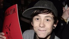 Singer Lil' Chris who has died in Lowestoft