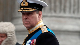 Royal Patron the Duke of York
