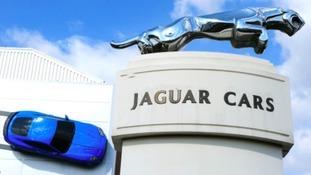 JLR will build its latest Jaguar XF at the plant
