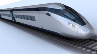 HS2 will run from London to Birmingham and through the East Midlands