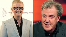Chris Evans has ruled himself out of the running to take over from Jeremy Clarkson to host Top Gear