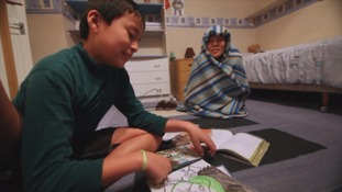 The film follows a young Nepalese boy's impressions of the UK.