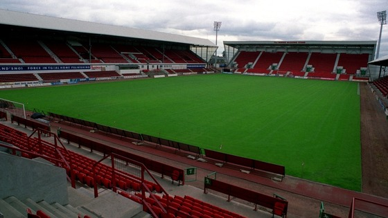 Dunfermline will be hoping that it is East End Park that will host SPL fixtures next season