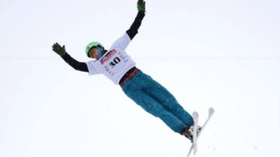 Bath's aerial skiing star Lloyd Wallace wins bronze at World Junior Championships