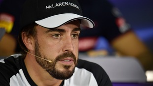Fernando Alonso reveals reason for crash in Spain