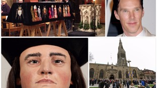 York marks reburial of King Richard III