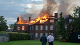 Felsted Fire