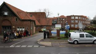 Papworth Hospital.