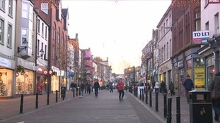Carlisle high street 'one of the healthiest' in country