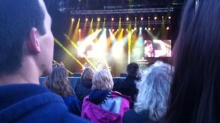 Ollys Murs concert