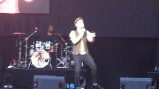 Olly Murs concert