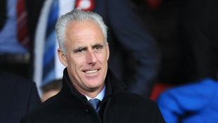 Nottingham Forest confirm talks with Mick McCarthy over manager job