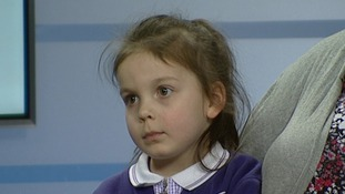Megan Stratton phoned 999 when her mum Charlotte was taken ill in December.