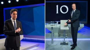 Cameron and Miliband face General Election grilling