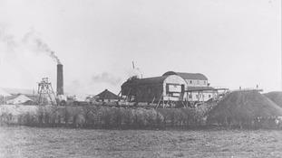 Faulhead Colliery, Kirkconnel