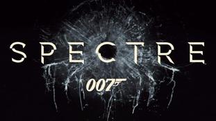 James Bond film 'Spectre'