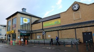 Morrisons in Cambourne, Cambridge