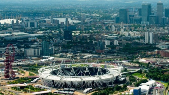 how to get to olympic park