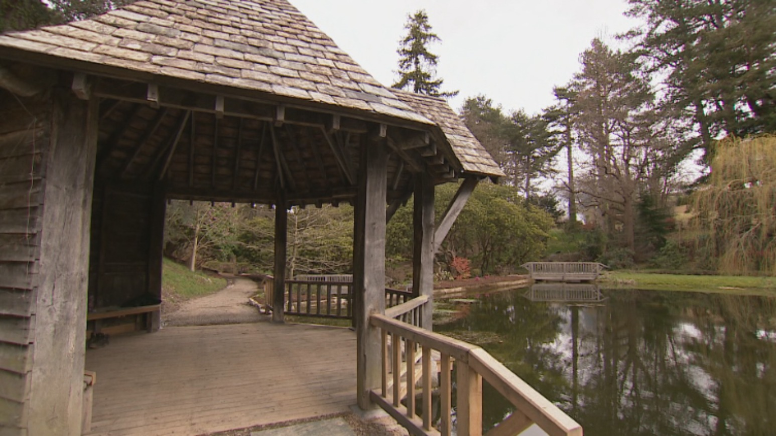 39 Riverside Haven 39 To Open In Snowdonia Wales Itv News