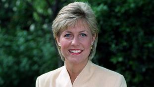 Television presenter Jill Dando