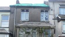 Clydach Vale house