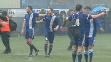 Glossop victory