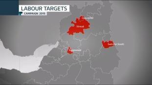 Labour Target Seats