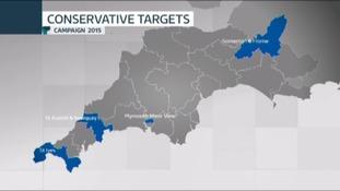 Conservative Target Seats