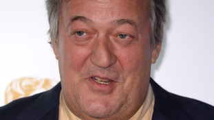 Stephen Fry says he's been 'hounded off' Instagram