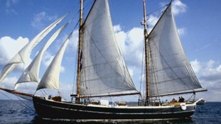 Tall ship to be restored and displayed in Blyth