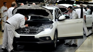Honda employs over 3,000 people in Swindon.