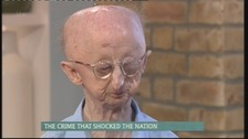 Alan Barnes appearing on ITV's This Morning.