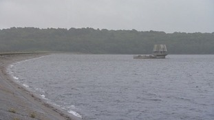 Bewl, reservoir, full