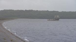Bewl, reservoir, full
