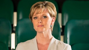 Julie Etchingham is hosting the ITV leaders' debate