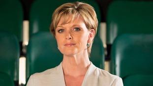 Julie Etchingham is hosting the ITV leaders' debate